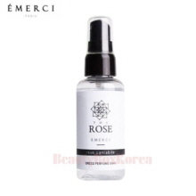 EMERCI Dress Perfume 60ml [The Rose Edition]